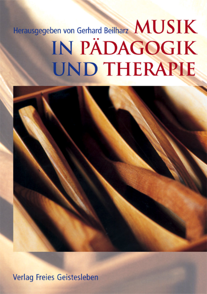 Buch: Musik in Pädagogik und Therapie