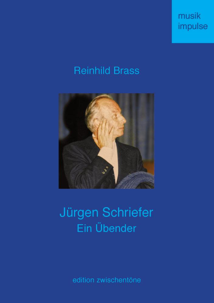 Buch: Jürgen Schriefer - Ein Übender